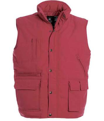BODYWARMER EXPLORER Red