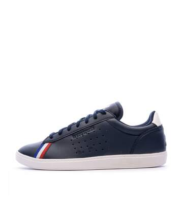 Baskets marine homme Le Coq Sportif Courtstar Leather