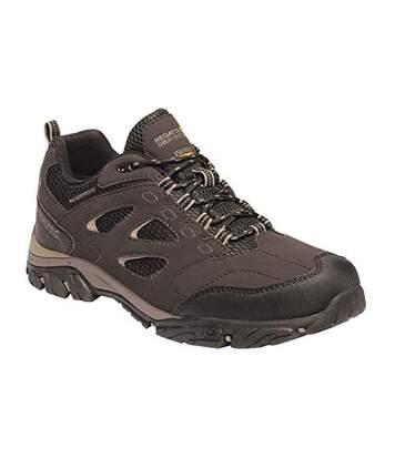 Regatta - Chaussures De Randonnée Holcombe - Homme (Marron foncé) - UTRG3659