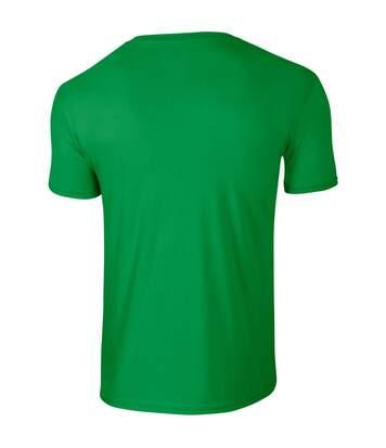 Gildan Mens Short Sleeve Soft-Style T-Shirt (White) - UTBC484