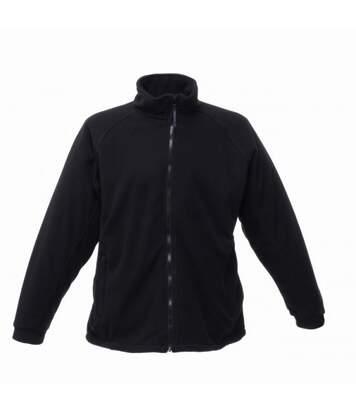 Regatta Mens Omnicron II Waterproof Breathable Anti-Pill Jacket (250 GSM) (Black/Black) - UTBC812