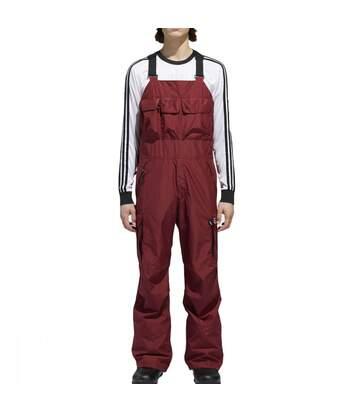Pantalon Ski Homme Bordeaux Adidas