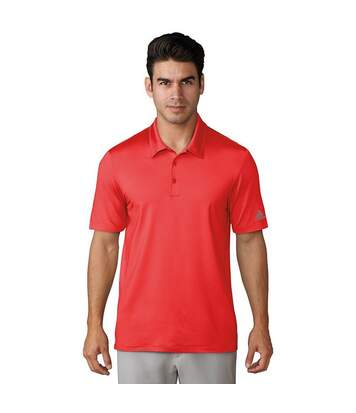 Adidas Mens Ultimate 365 Polo Shirt (High-Res Red) - UTRW6135