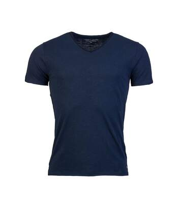 T-shirt marine homme Teddy Smith Tagery