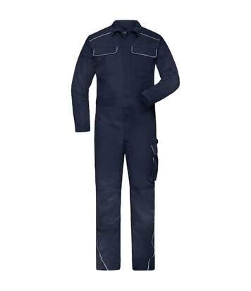 Combinaison de travail homme - JN887 - bleu marine