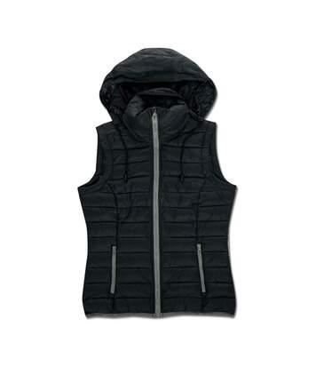 Stedman Womens/Ladies Active Padded Vest (Bordeaux) - UTAB314