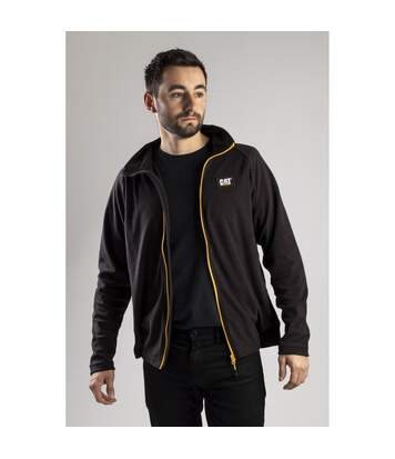 Caterpillar Mens Concord Fleece Jacket (Black) - UTFS5074