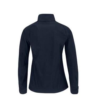 B&C Womens X-Lite Softshell Jacket (Navy Blue) - UTBC3865