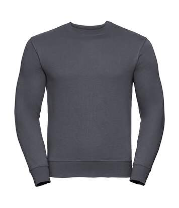 Russell - Sweat Authentic - Homme (Gris foncé) - UTBC2067