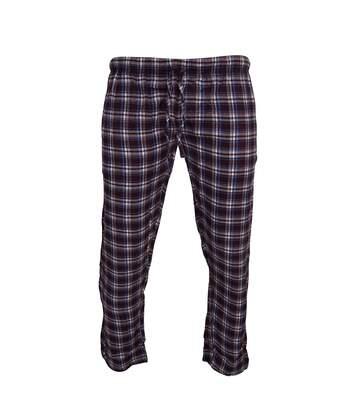 Brave Soul - Pantalon De Pyjama - Homme (Rouge) - UTUT274