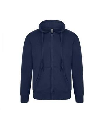 Casual Classic Mens Zip Hood (Black) - UTAB256
