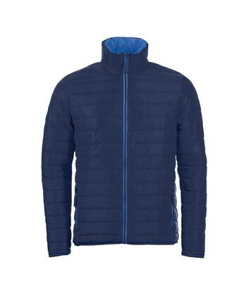 SOLS Mens Ride Padded Water Repellent Jacket (Navy) - UTPC2168