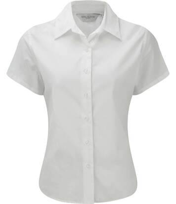 Chemise manches courtes Twill