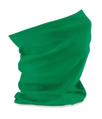 Echarpe tubulaire - tour de cou adulte - B900 - vert kelly