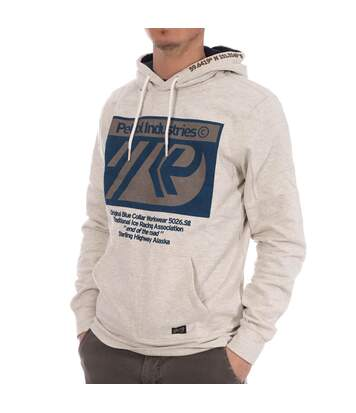 Sweat Beige Homme Petrol Industries Hooded