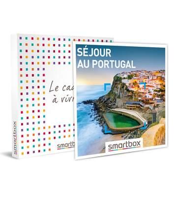 SMARTBOX - Séjour au Portugal - Coffret Cadeau Séjour