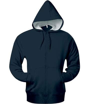 SWEAT-SHIRT ZIPPÉ CAPUCHE