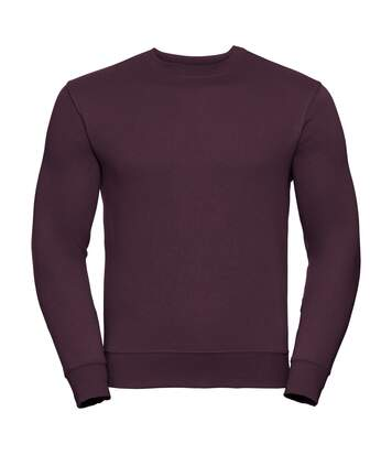 Russell - Sweat Authentic - Homme (Bordeaux) - UTBC2067