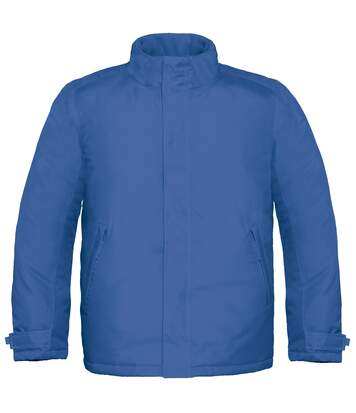 B&C Mens Real+ Premium Windproof Thermo-Isolated Jacket (Waterproof PU Coating) (Royal) - UTBC2002