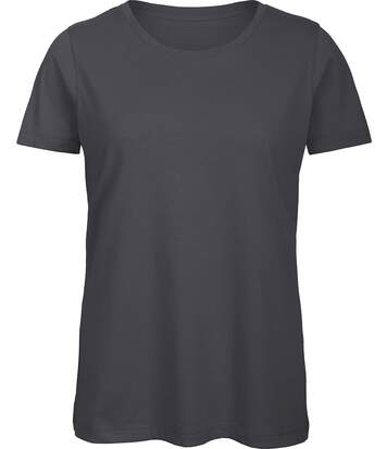 T-shirt Organic col rond Femme