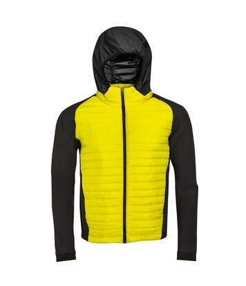 SOLS Mens New York Softshell Running Jacket (Neon Yellow) - UTPC2570