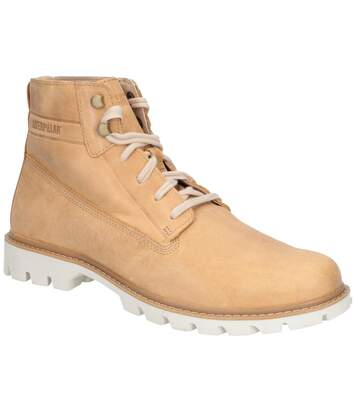 Caterpillar Mens Basis Leather Lace Up Boot (Warmed) - UTFS6424