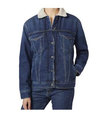 Veste en jeans bleu femme Pepe Jeans Scarlette