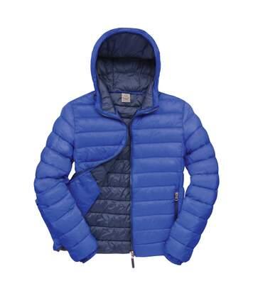 Result Urban Mens Snowbird Hooded Jacket (Royal/Navy) - UTBC3255