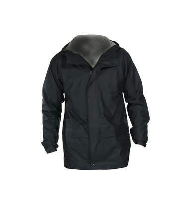 Regatta Great Outdoors Mens Stormflex Waterproof Zip Up Jacket (Dark Navy) - UTRG1828