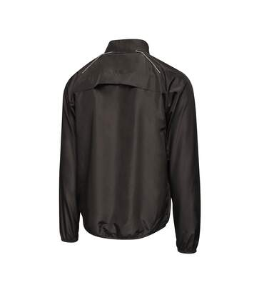 Dare 2b Mens Mexico Waterproof Shell Jacket (Black/Black) - UTRG4535