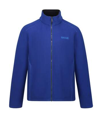 Regatta Mens Garrian Full Zip Jacket (Bright Royal Blue/Black) - UTRG3647