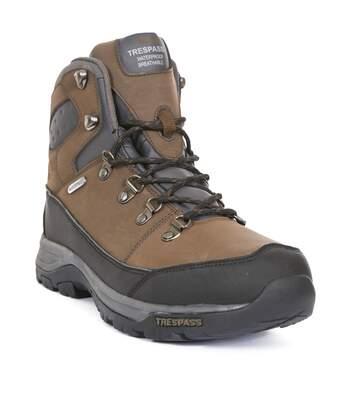 Trespass - Chaussures De Randonnée Thorburn - Homme (Marron) - UTTP3565