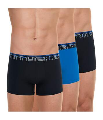Lot de 3 boxers homme Black