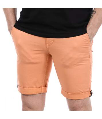Short Abricot Homme RMS26 Chino