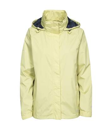 Trespass Womens/Ladies Lanna II Waterproof Jacket (Limelight) - UTTP3279
