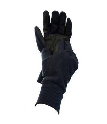 Dublin - Gants De Dressage - Adulte (Bleu marine) - UTWB876