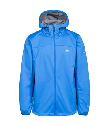 Trespass Mens Zeek Waterproof Softshell Jacket (Bright Blue) - UTTP3335