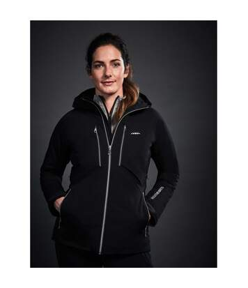 Weatherbeeta Womens/Ladies Tania Waterproof Jacket (Black) - UTWB1346