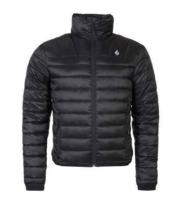 Mens Fleece Lined Waterproof Puffer Coat in a Bag