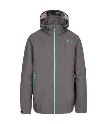 Trespass Mens Lozano Waterproof DLX Jacket (Carbon) - UTTP4598