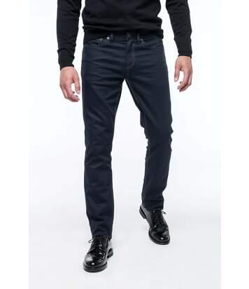 pantalon jean homme qualité premium - K747 - bleu denim foncé