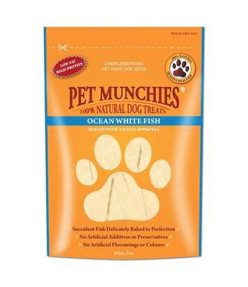 Pet Munchies - Bandes De Poisson Pour Chiens (Variable) (100 g) - UTBT625