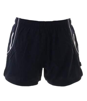 Gamegear® Cooltex® Mens Active Training Shorts / Mens Sportswear (Navy / White) - UTRW3168