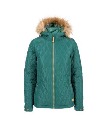 Trespass Womens/Ladies Genevieve Quilted Jacket (Forest Green) - UTTP4769