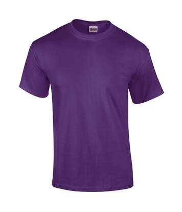 Gildan Mens Ultra Cotton Short Sleeve T-Shirt (Gold) - UTBC475