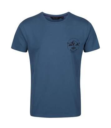 Regatta Mens Cline IV Graphic T-Shirt (Stellar) - UTRG4920