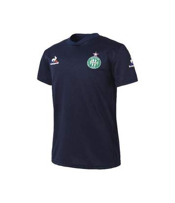 ASSE Maillot training Marine Homme Le Coq Sportif