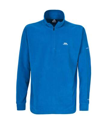 Trespass Mens Masonville Half Zip Microfleece Top (Bright Blue) - UTTP261