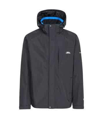 Trespass Mens Edwards II Waterproof Jacket (Black) - UTTP4118