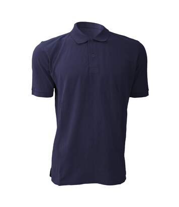 Russell Mens 100% Cotton Short Sleeve Polo Shirt (White) - UTBC567